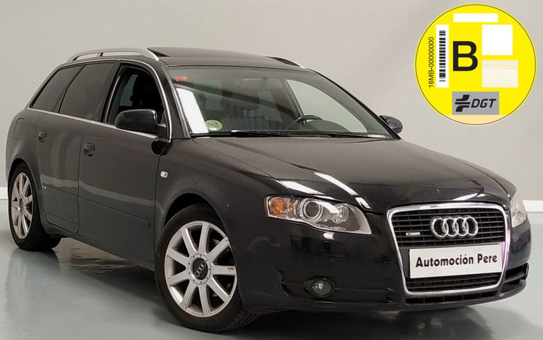 Nueva Recepción: Audi A4 Avant 2.0 TDi S-Line. Revisiones Selladas. Garantía 12 Meses. Único Dueño