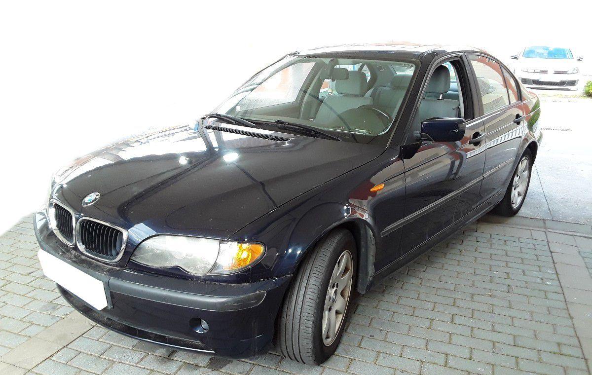 Próximamente: BMW 320d Automático. Único Propietario. Pocos Kms. Revisiones Selladas.