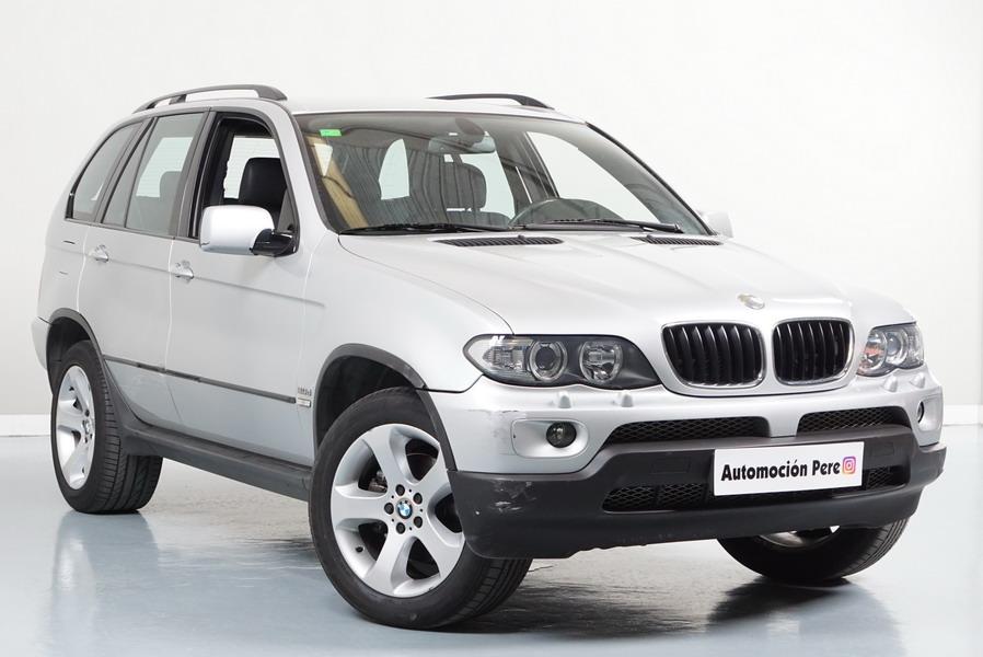 Nueva Recepción: BMW X5 3.0d 218CV Aut. Único Propietario. Solo 85.000 Kms. Revisiones Selladas!