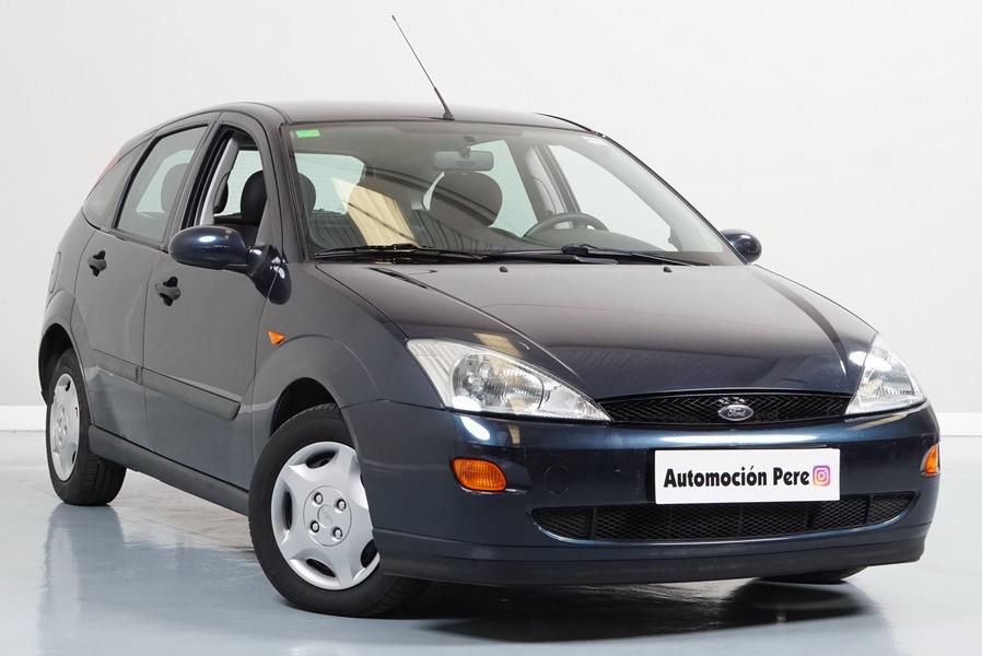 Ford Focus 1.8 TDDI Trend 90CV. Pocos Kms. Único Propietario. Garantía 12 Meses.