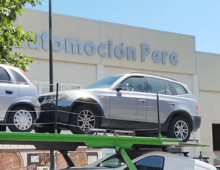 Nueva Recepción: BMW X3 3.0d Automático. Único Propietario. Equipado! Revisiones Selladas.
