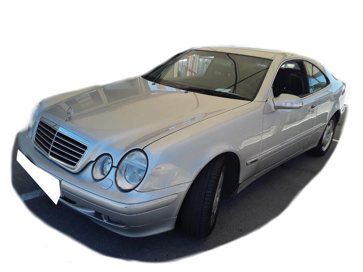 Próximamente: Mercedes Benz CLK 230 Kompressor Elegance Aut. Solo 90.000 Kms. Revisiones Selladas. Impecable!