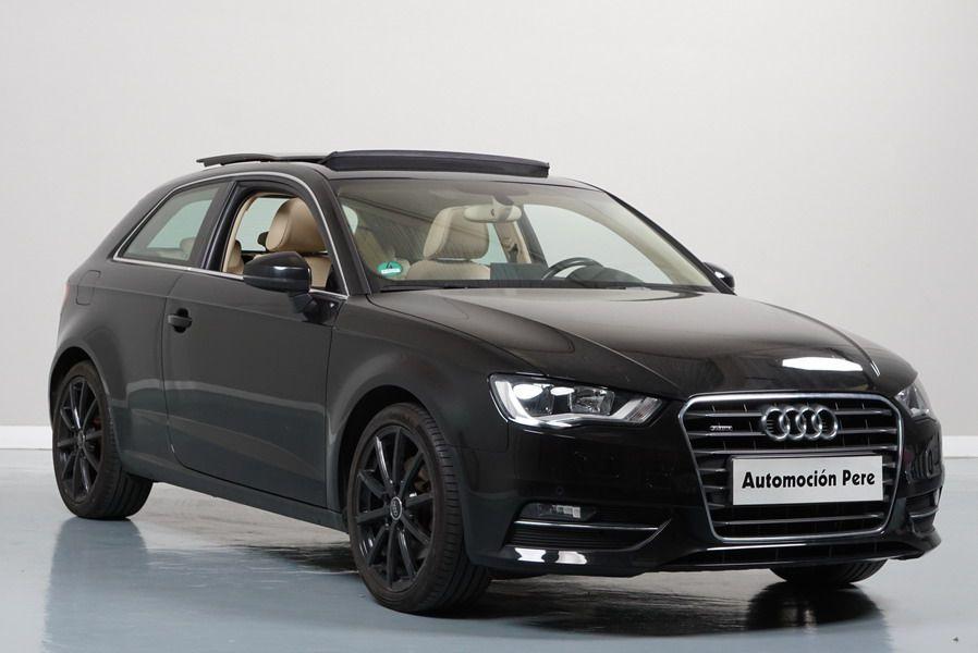 Audi A3 1.8 TFSI Ambiente Quattro Stronic 180 CV. Único Propietario. Pocos Kms. Revisiones Selladas!