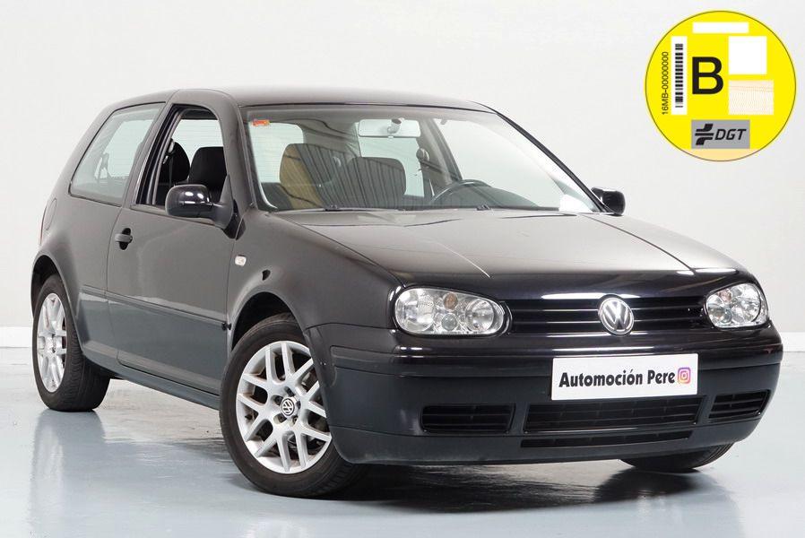 Nueva Recepción: Volkswagen Golf IV 1.6 Highline. Única Propietaria. Pocos Kms. Revisiones Oficiales VW.