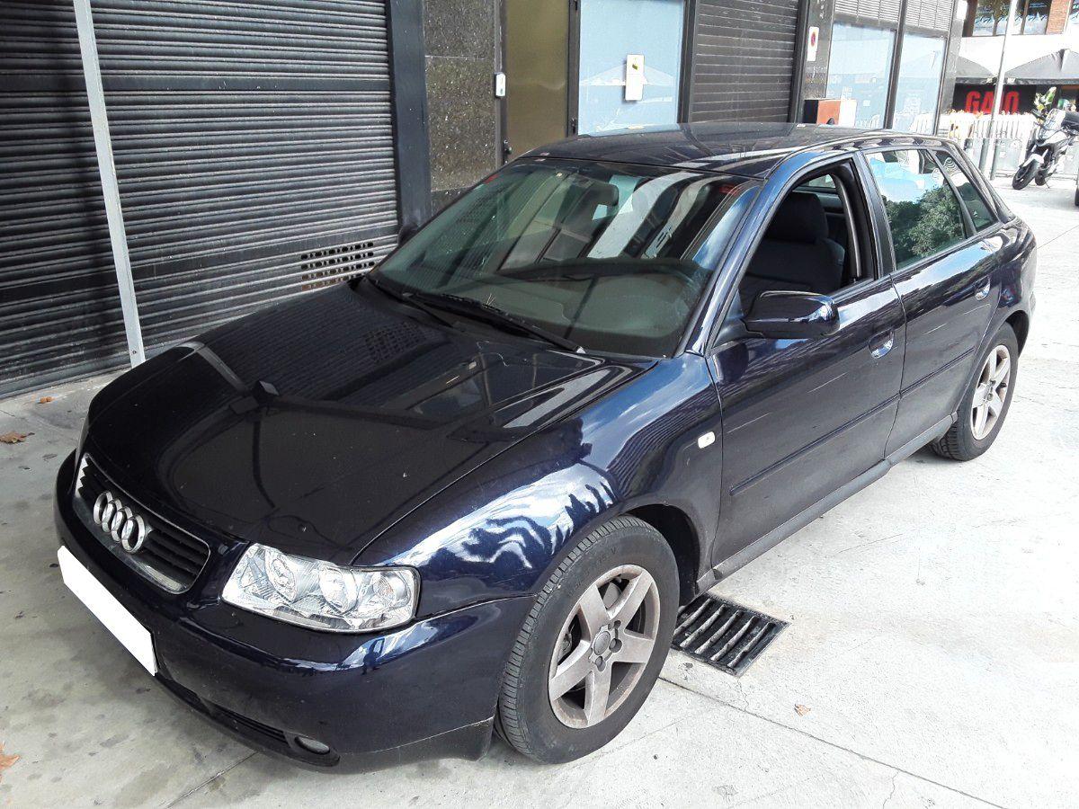 """Próximamente: Audi A3 1.9 TDI 130 CV Ambition. Pocos Kms. Único Propietario. Revisiones Oficiales """"AUDI"""""""