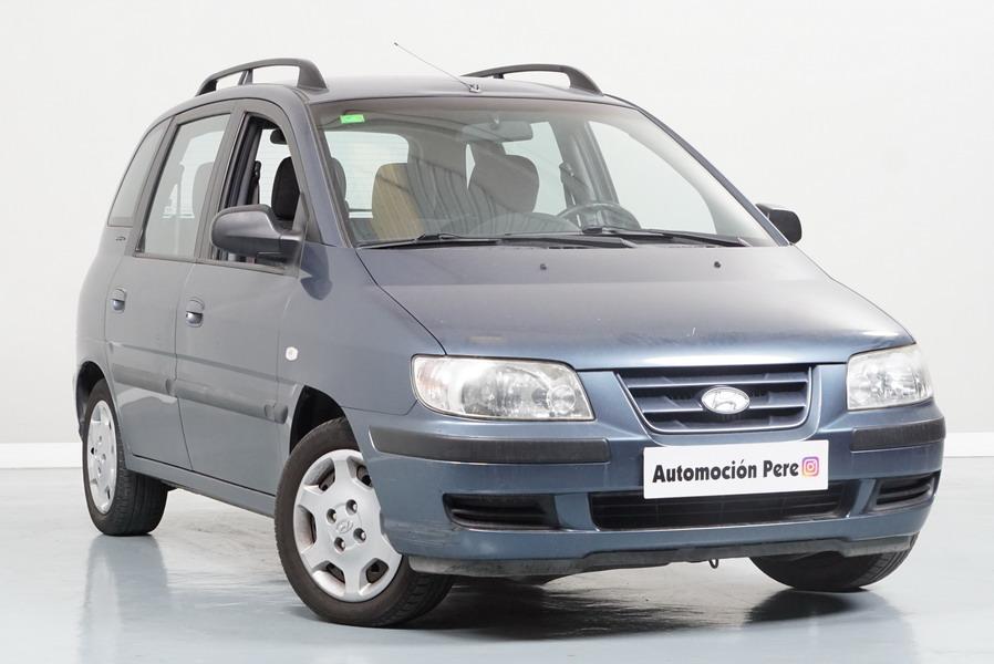 Nueva Recepción: Hyundai Matrix 1.5 CRDi 1.5 CRDI Elegance. Pocos Kms. Única Propietaria. Revisiones Selladas.