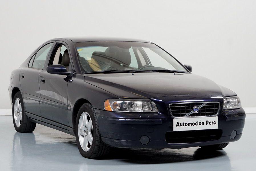Volvo S60 2.4D Aut/Sec Momentum. Pocos Kms. Revisiones Selladas. Equipado! Garantia 12 Meses.