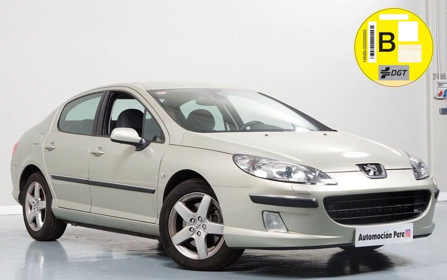 Nueva Recepción: Peugeot 407 2.2 ST Confort Pack Automático/Sec. Solo 34.398 Kms. Único Propietario. Equipado! Impecable!